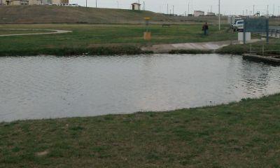 Greenbriar Community Center, Main course, Hole 18 Alternate pin (reverse)