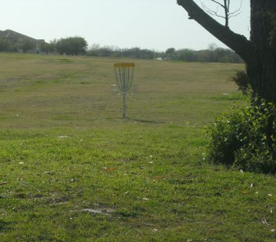 Greenbriar Community Center, Main course, Hole 2 Short approach