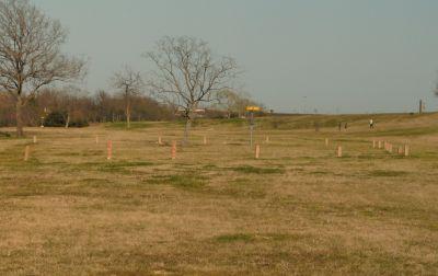 Greenbriar Community Center, Main course, Hole 9 Midrange approach