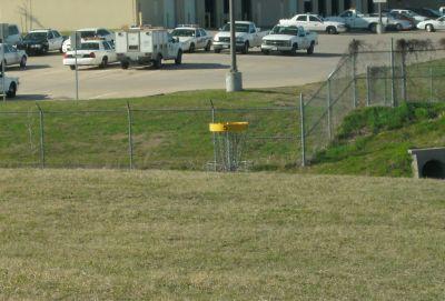 Greenbriar Community Center, Main course, Hole 5 Short approach