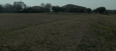Greenbriar Community Center, Main course, Hole 4 Long approach