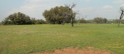 Z Boaz Park, Main course, Hole 3 Tee pad