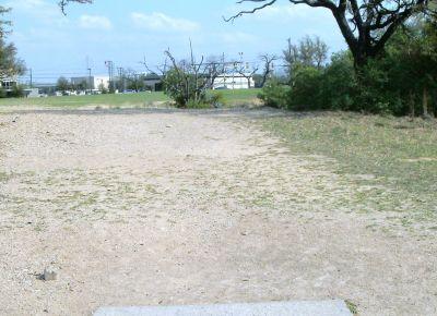 Z Boaz Park, Main course, Hole 8 Tee pad
