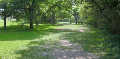 Z Boaz Park, Main course, Hole 5 Tee pad