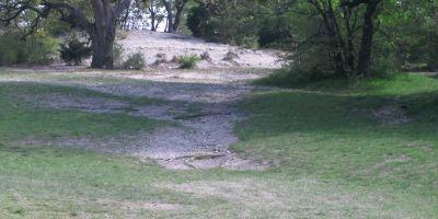 Z Boaz Park, Main course, Hole 6 Tee pad