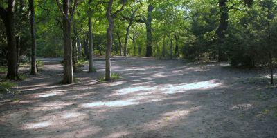Z Boaz Park, Main course, Hole 13 Long approach
