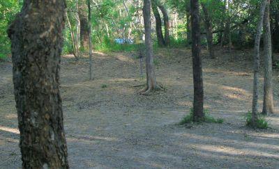 Z Boaz Park, Main course, Hole 18 Short approach