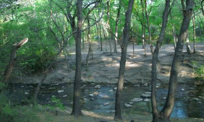 Z Boaz Park, Main course, Hole 18 Long approach