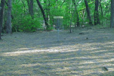 Z Boaz Park, Main course, Hole 15 Putt