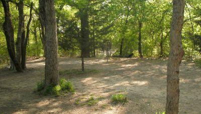 Z Boaz Park, Main course, Hole 13 Short approach