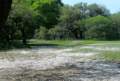 Z Boaz Park, Main course, Hole 6 Alternate pin (reverse)