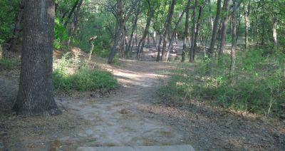 Z Boaz Park, Main course, Hole 18 Long tee pad