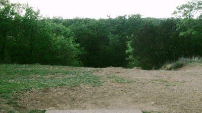 Z Boaz Park, Main course, Hole 9 Tee pad