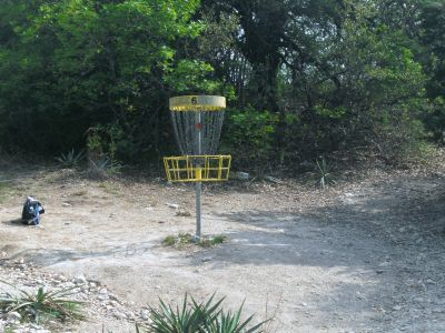 Z Boaz Park, Main course, Hole 6 Putt