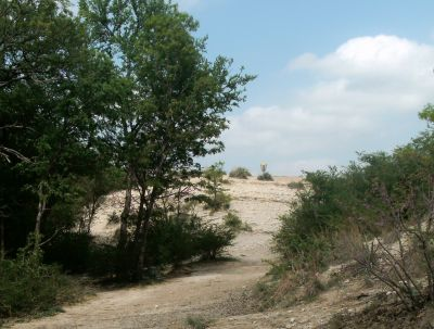 Z Boaz Park, Main course, Hole 2 Midrange approach