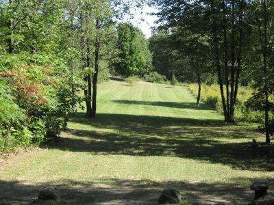 Flip City, Main course, Hole 15 Long tee pad