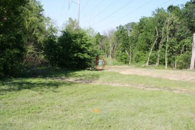 Audubon Park, Main course, Hole 1 Short approach