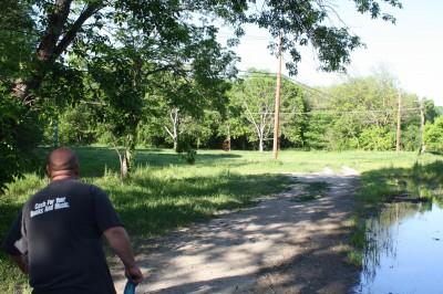 Audubon Park, Main course, Hole 10 Tee pad