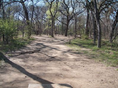 Bear Creek, Main course, Hole 16 Short tee pad