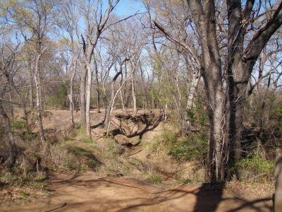 Bear Creek, Main course, Hole 12 Tee pad