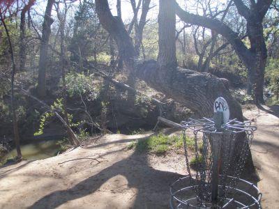 Bear Creek, Main course, Hole 15 Putt