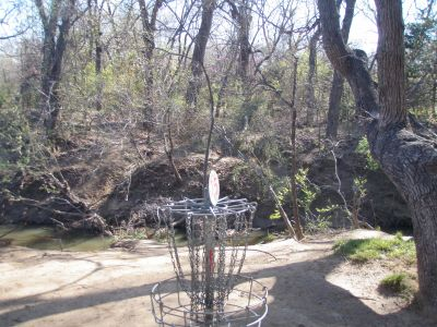 Bear Creek, Main course, Hole 15 Putt