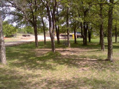 North Park, Main course, Hole 3 Putt