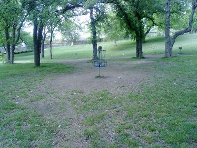 North Park, Main course, Hole 2 Putt