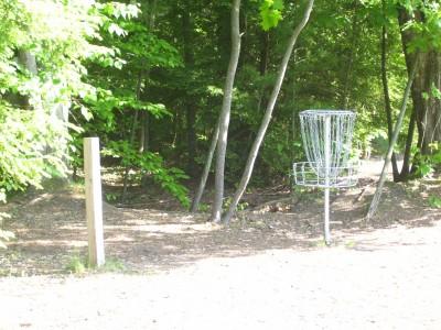 Rycenga Park, Main course, Hole 6 Short approach