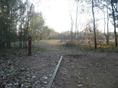 Agnes Moffitt Park, Main course, Hole 11 Long tee pad