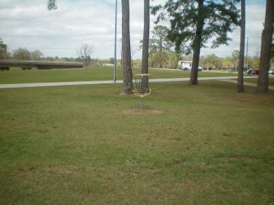 TC Jester Park, Main course, Hole 4 Putt