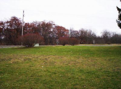 Begg Park, Main course, Hole 12 Midrange approach