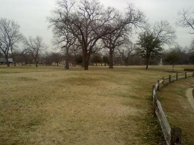 Fritz Park, Main course, Hole 5 Long approach