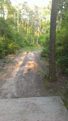 River Grove, Main course, Hole 18 Tee pad