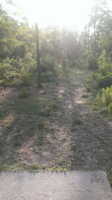 River Grove, Main course, Hole 9 Tee pad