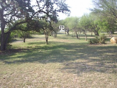 Live Oak City Park, Main course, Hole 23 Long approach