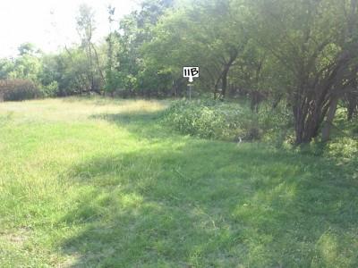 Live Oak City Park, Main course, Hole 11b Short approach