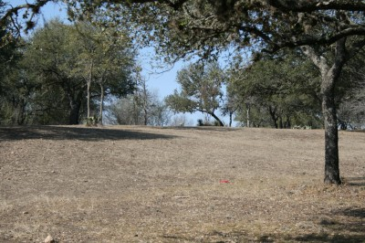 Live Oak City Park, Main course, Hole 18 Midrange approach