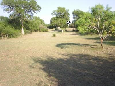 Live Oak City Park, Main course, Hole 25 Midrange approach