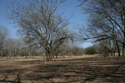 Live Oak City Park, Main course, Hole 11 Midrange approach