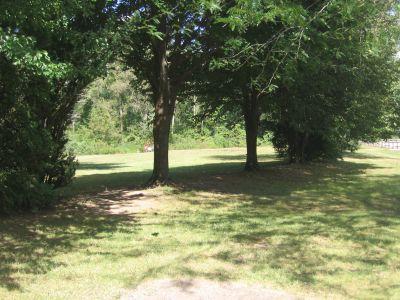 Vienna Park, Main course, Hole 17 Tee pad