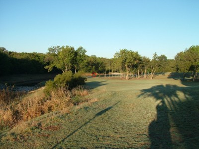 DeBusk Park, Main course, Hole 3 Tee pad