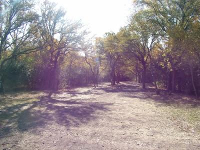 Paschall Park, Main course, Hole 14 Long tee pad