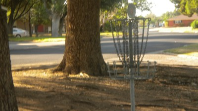 Disc golf midland tx