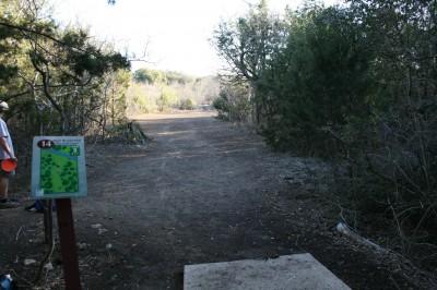 McClain Park, Main course, Hole 14 Tee pad