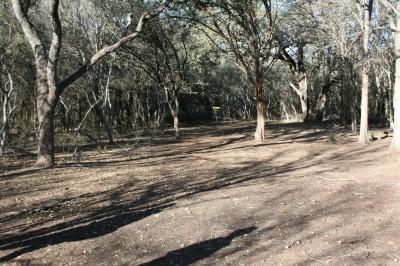 McClain Park, Main course, Hole 8 Short approach