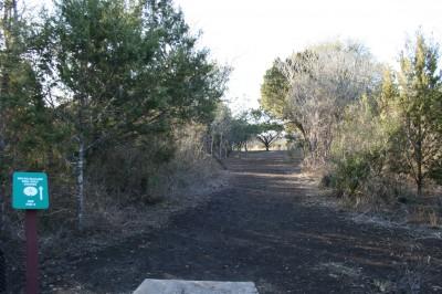 McClain Park, Main course, Hole 15 Tee pad