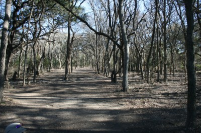 McClain Park, Main course, Hole 5 Tee pad