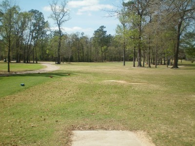 Spring Valley, Main course, Hole 26 Tee pad