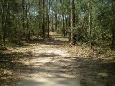 Spring Valley, Main course, Hole 23 Tee pad
